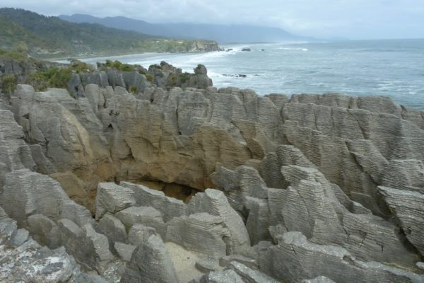 Pancake Rocks and Truman Beach