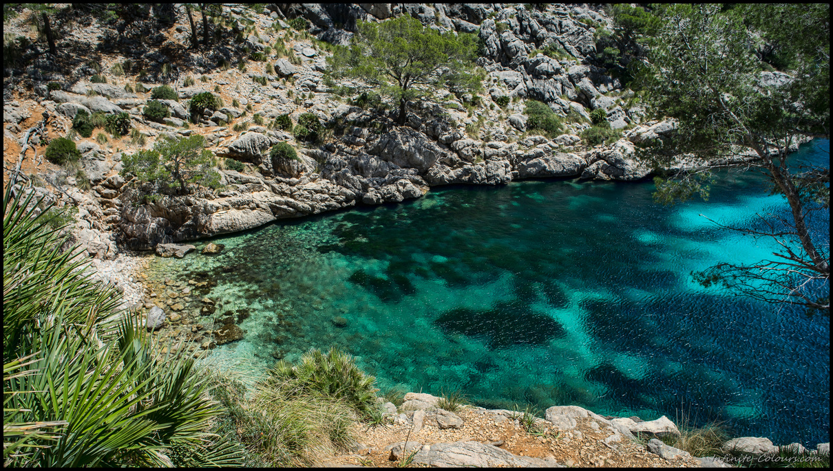 Cala en Gossalba, Formentor, Mallorca