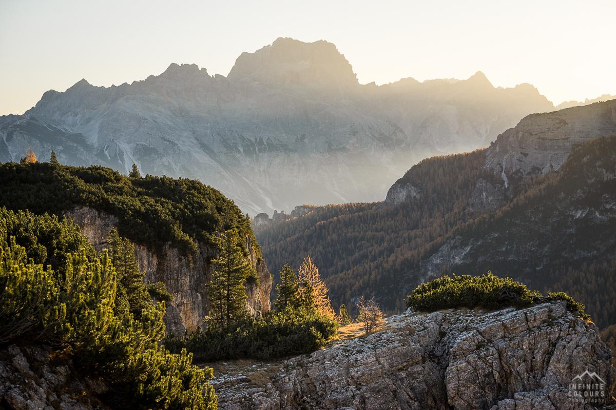 Croda Marcora sunrise photography