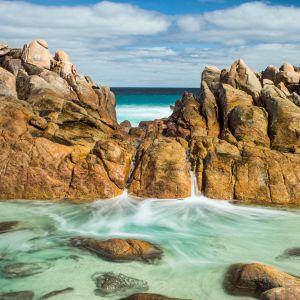 Natures Spa, Yallingup beach Western Australia