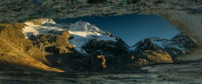 Berninapass fuorcla trovat switzerland glacier photography