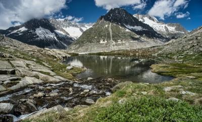 Märjelensee and Olmenhorn  Jungfrau-Aletsch Area, Wallis, Switzerland photography fotografie Sony A7 Minolta MD 35-70 3.5 macro