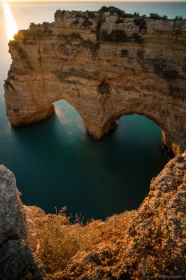 arco-natural-praia-marina-algarve-photograhphy
