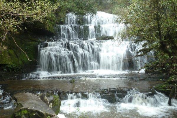 Unser Waterfall Circuit in den Catlins