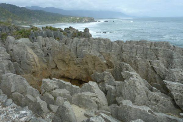 Pancake Rocks and Truman Beach
