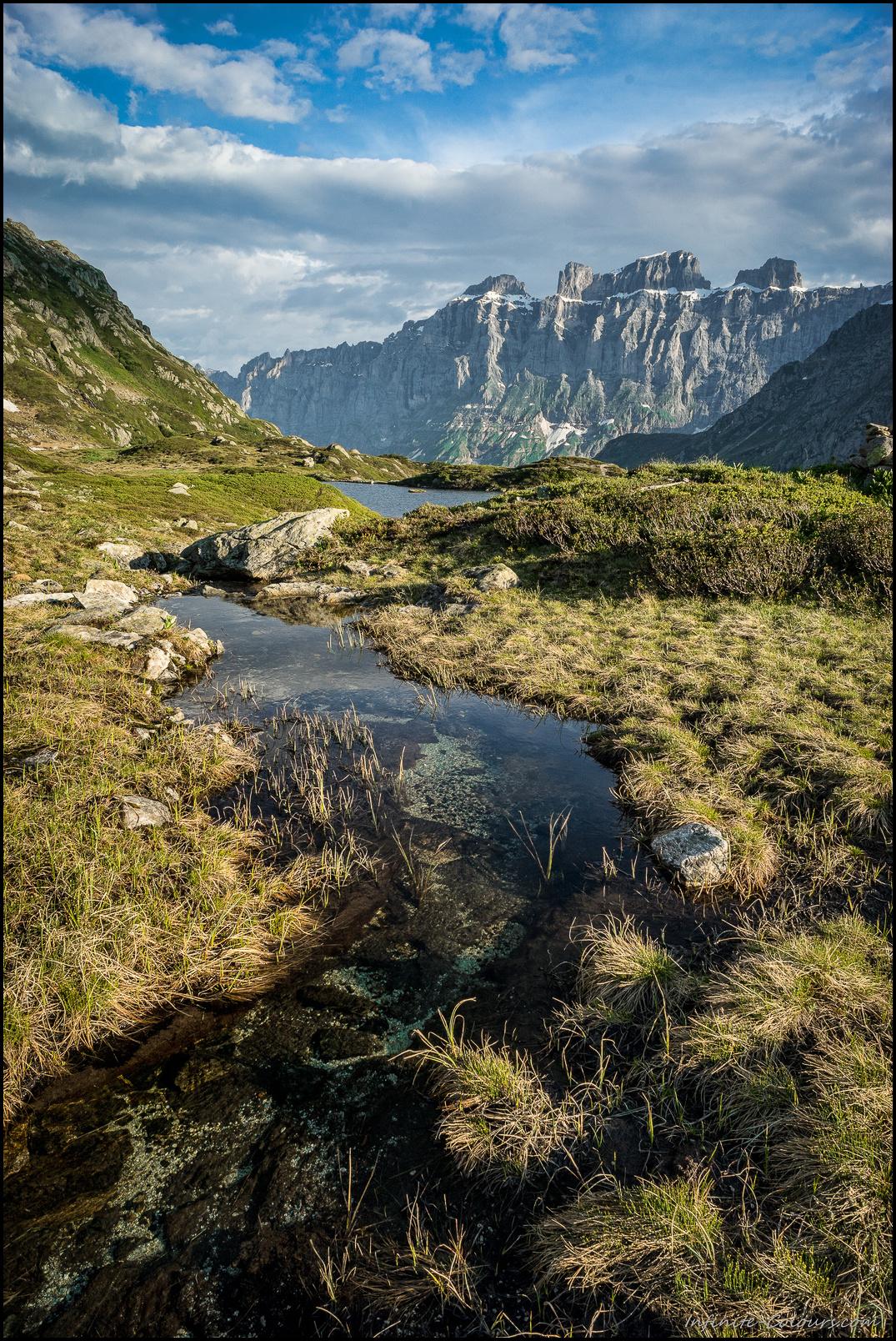 Stream the Taleggligrat into Seebodensee II