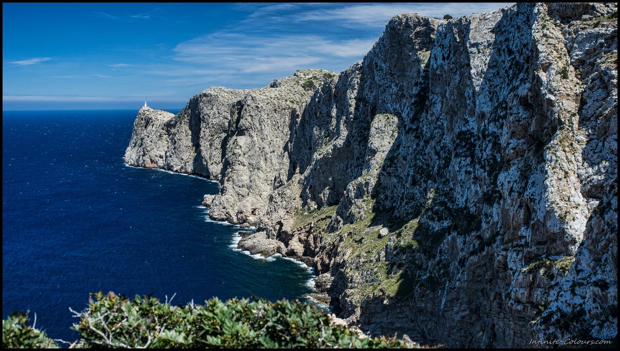 Cap Formentor from Punta d'en Tomás viewpoint