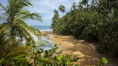 Punta Manzanillo beach Costa Rica