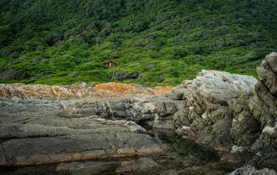 Ngubu huts, Otter Trail South Africa, Ostkap