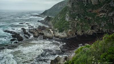 Bloukrans river crossing, Otter Trail South Africa, Ostkap