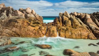 Natures's Spa, Yallingup Western Australia