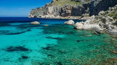 Cala Figuera, Formentor Mallorca