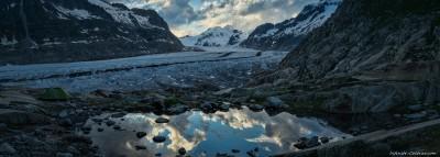 Aletsch Biwak Jungfrau-Aletsch Area, Wallis, Switzerland
